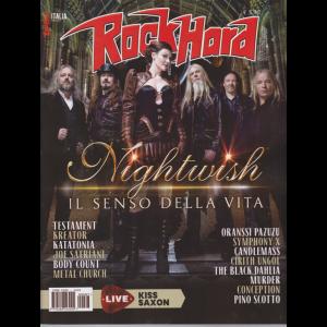 Rockhard Italia - n. 67 - aprile 2020 - mensile