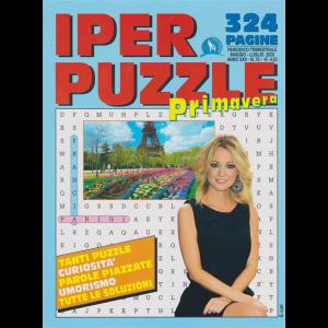 Iper Puzzle  Primavera - n. 73 - trimestrale - maggio - luglio 2020 - 324 pagine