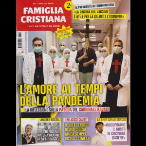 Famiglia Cristiana - n. 15 - 12 aprile 2020 - settimanale