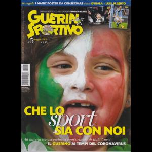 Guerin Sportivo - n. 5 - maggio 2020 - + in regalo i magic poster da conservare