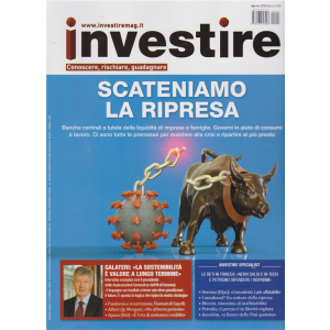 Investire - n.15 - aprile 2020 - mensile -