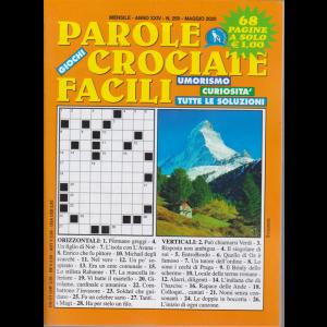 Parole crociate facili - n. 259 - mensile - maggio 2020 - 68 pagine
