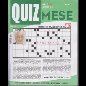 Domenica Quiz Mese - n. 4 - aprile 2020 - mensile