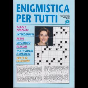 Enigmistica per tutti - n. 259 - mensile - maggio 2020