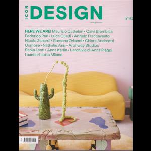 Icon Design - n. 42 - mensile - 10 aprile 2020