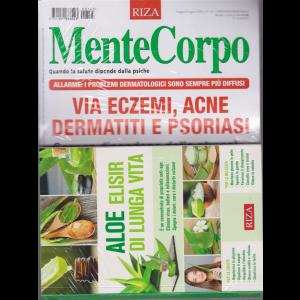 Mentecorpo - n. 145 - maggio - giugno 2020 - bimestrale - rivista + libro Aloe elisir di lunga vita