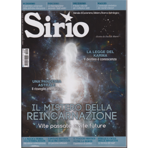 Sirio - n. 445 - mensile - aprile 2020