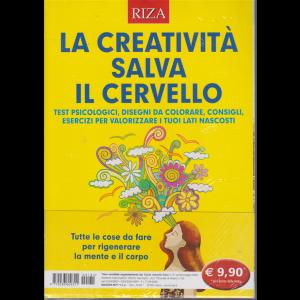 Salute naturale extra - La creatività salva il cervello - n. 131 - aprile - maggio 2020 -