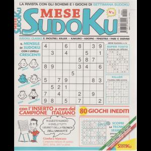 Settimana Sudoku Mese - n. 14 - mensile - 15/4/2020