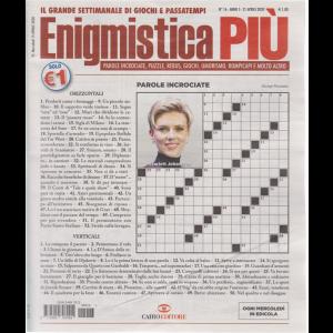 Enigmistica Piu' - n. 16 - 21 aprile 2020 - settimanale