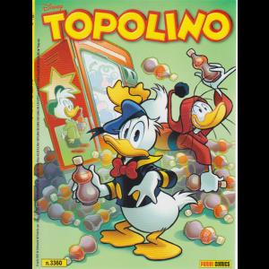 Topolino - n. 3360 - settimanale - 15 aprile 2020 .