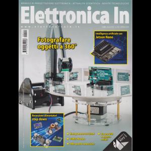 Elettronica In - n. 244 - aprile 2020 - mensile