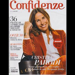 Confidenze - n. 17 - settimanale - 14/4/2020 -