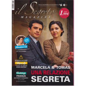Il Segreto Magazine - n. 68 - mensile - aprile 2020