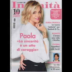 Intimita' - P. Barale - n. 16 - settimanale - 22 aprile 2020
