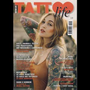Tattoo Life - n. 124 - bimestrale - 15/4/2020