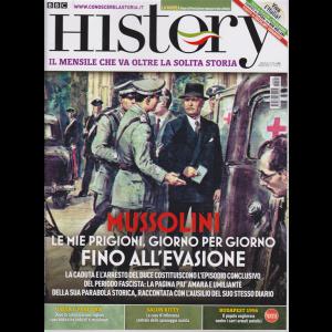 Bbc History - n. 109 - mensile - maggio 2020
