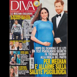 Diva E Donna  - n. 13 - 2 aprile 2019 - settimanale femminile -