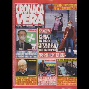 N.Cronaca Vera - n. 2485 - 14 aprile 2020 - settimanale di fatti e attualità
