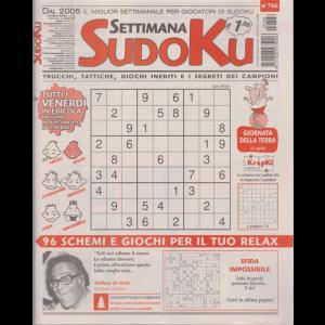 Settimana Sudoku - n. 766 - settimanale - 17 aprile 2020