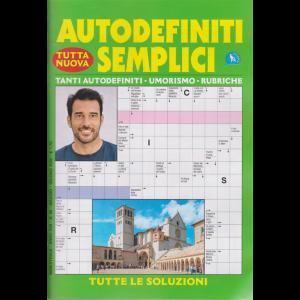 Autodefiniti semplici - n. 98 - bimestrale - maggio - giugno 2020 -