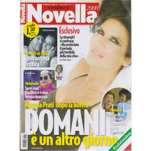 Novella 2000 - n. 17 - settimanale - 15 aprile 2020