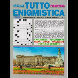 Speciale Tutto Enigmistica Primavera - n. 94 - trimestrale - aprile - giugno 2020 -