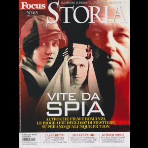 Focus Storia - n. 163 - maggio 2020 - mensile -