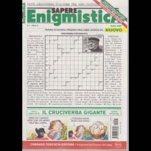 Sapere enigmistica - n. 1 - mensile - aprile 2020