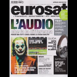 Eurosat - n. 318 - aprile 2020 - mensile