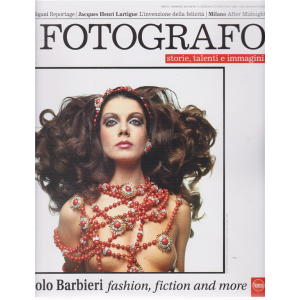 Il Fotografo - n. 323 - maggio - giugno 2020 - bimestrale