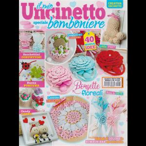 Uncinetto creativo extra - Il mio uncinetto speciale bomboniere - n. 68 - mensile -