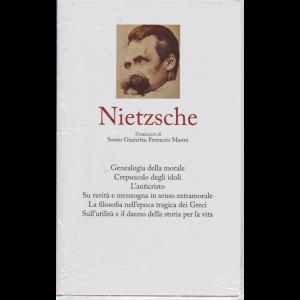 I grandi filosofi - Nietzsche - n. 25 - settimanale - 10/4/2020 - copertina rigida