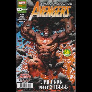 Avengers - n. 122 - mensile - 16 aprile 2020 - Il potere delle stelle