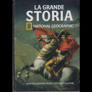 La Grande Storia - La Rivoluzione francese e Napoleone - n. 28 - settimanale - 10/4/2020 - copertina rigida