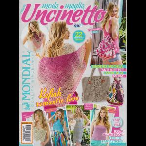 Piccole Idee Split - Creare uncinetto moda maglia - n. 66 - mensile -