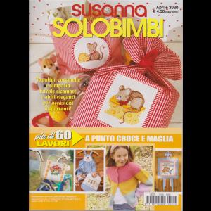Solo Bimbi - Susanna - n. 155 - aprile 2020 - trimestrale