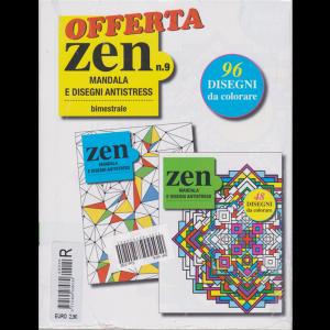 Offerta Zen n. 9 - bimestrale - 2 riviste