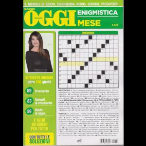 Oggi Enigmistica Mese - n. 5 - maggio 2020 - mensile