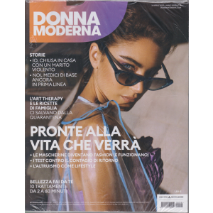 Donna Moderna - n. 18 - settimanale - 16 aprile 2020