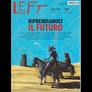 Left Avvenimenti - n. 16 - 17 aprile 2020 - 23 aprile 2020 - settimanale