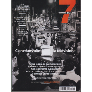 7 Corriere della sera - n. 16 - 17/4/2020 - settimanale