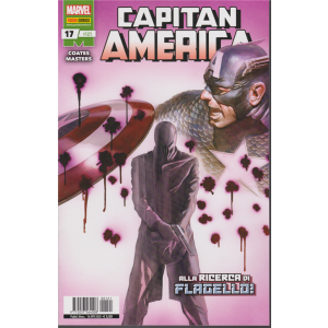Capitan America - n. 121 - mensile - 16 aprile 2020 - Alla ricerca di Flagello!
