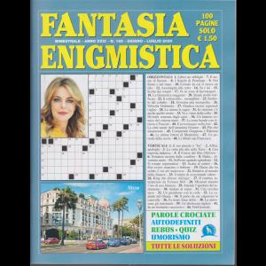 Fantasia Enigmistica - n. 165 - bimestrale - giugno - luglio 2020 - 100 pagine