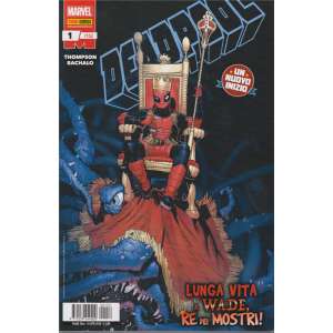 Deadpool - n. 152 - bimestrale - 16 aprile 2020 - Lunga vita a Wade, re dei mostri!