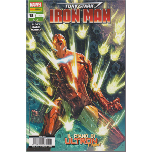 Iron Man - n. 82 - mensile - 16 aprile 2020 - Il piano di Ultron