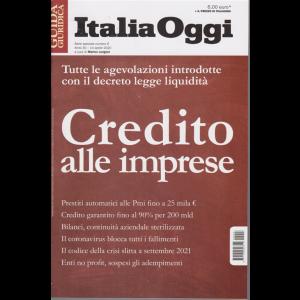 Guida giuridica - Italia Oggi - Credito alle imprese - n. 6 - 14 aprile 2020 - serie speciale