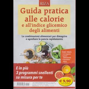 Dimagrire - Guida pratica alle calorie e all'indice glicemico degli alimenti - n. 217 - maggio 2020 -