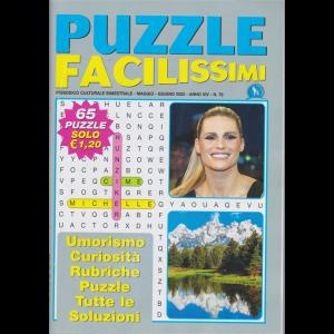 Puzzle Facilissimi - n. 79 - bimestrale - maggio - giugno 2020 - 65 puzzle