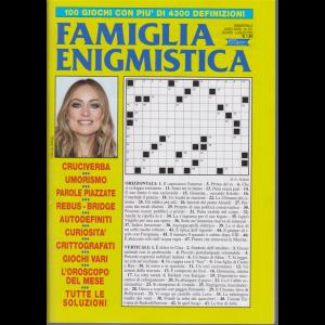 Famiglia enigmistica - n. 201 - bimestrale - giugno - luglio 2020